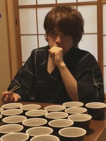 【うちだっぷ!】内田雄馬「わんこそば」にチャレンジ!特別映像
